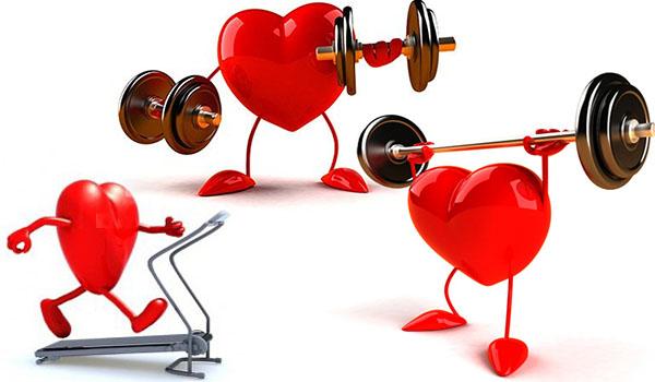 Какие виды спорта укрепляют ваше сердце?