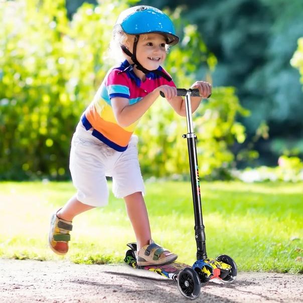 Эти преимущества делают скутеры такими популярными