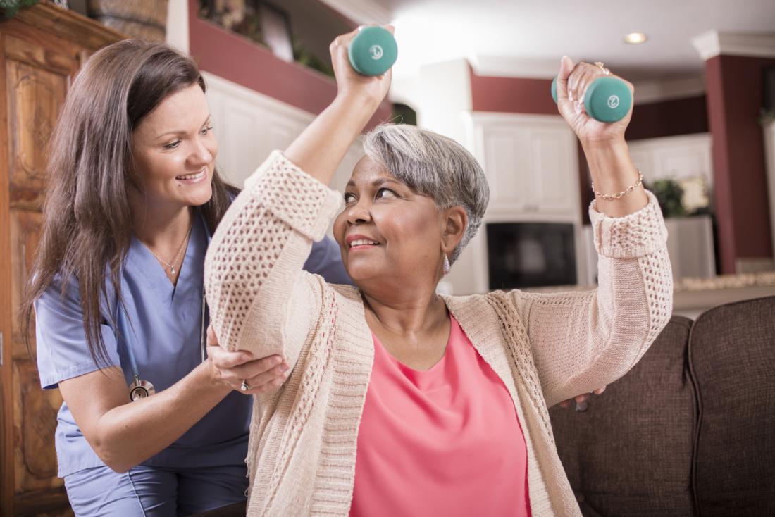 Упражнения также помогают людям с болезнью Паркинсона с когнитивными симптомами