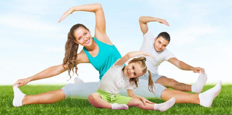 Фитнес-приложение превращает семью в спортивную команду