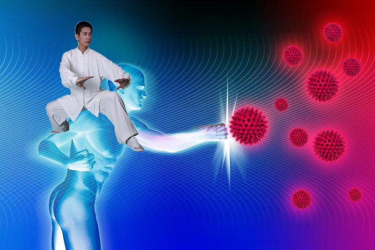 Упражнения для иммунной системы — физическая активность полезна для вашего здоровья