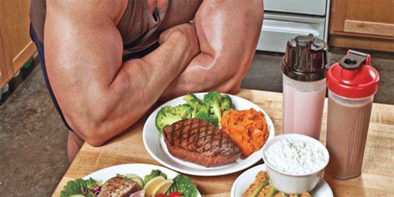 Ешь и пей как спортсмен