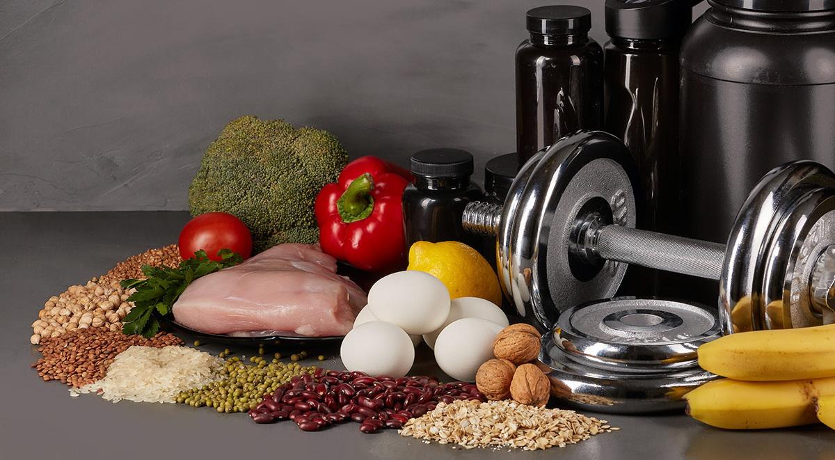 Достигни своих спортивных целей с правильным питанием!