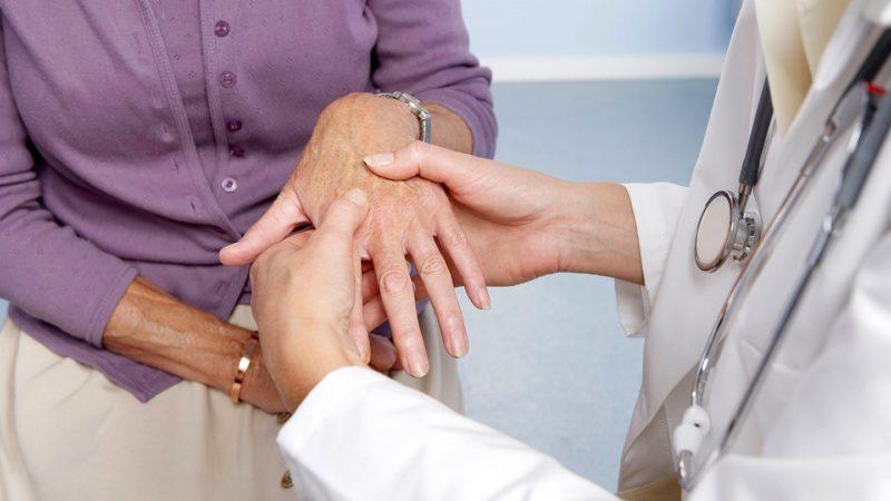 Пациенты с ревматизмом